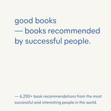 Good Books website