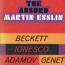 <cite>The Theatre of the Absurd </cite>by Martin Esslin
