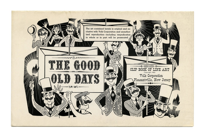 """""""The Good Old Days"""" (No. 71) ft.  and ."""