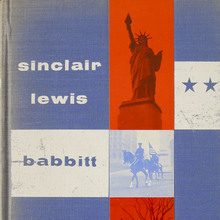 <cite>Babbitt</cite> by Sinclair Lewis, Club des Éditeurs