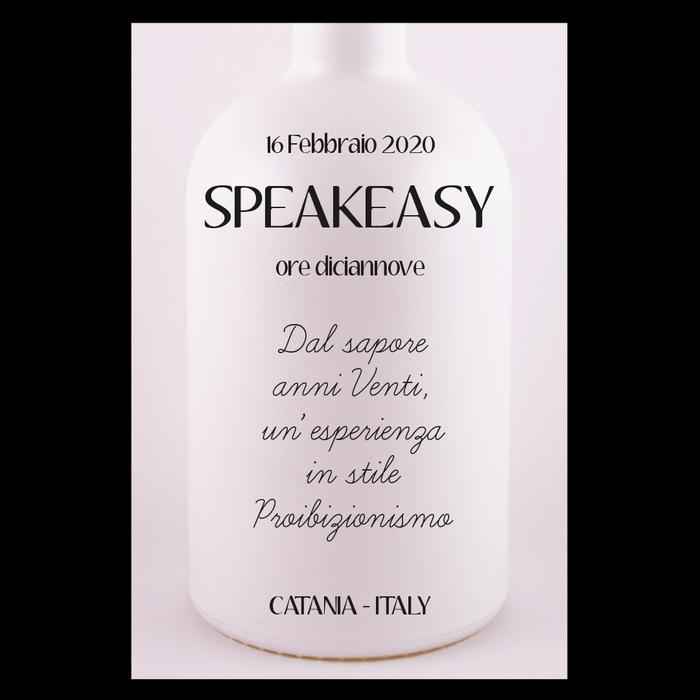 Speakeasy Catania 2