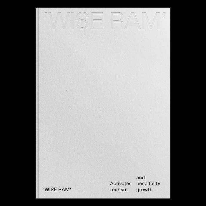 Wise Ram visual identity 9