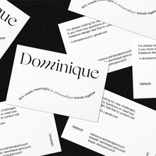 Dominique personal identity