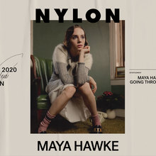 <cite>Nylon</cite> magazine website