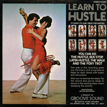 <cite>Learn To Hustle</cite> album art (Groove Sound)