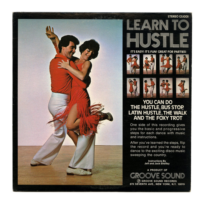 Learn To Hustle album art (Groove Sound)