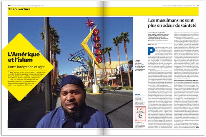 Courrier International (pgs 16-17)