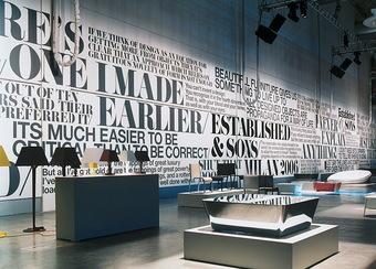 Established & Sons showroom