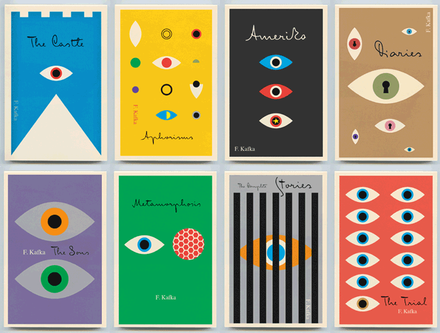 Kafka Editions from Schocken