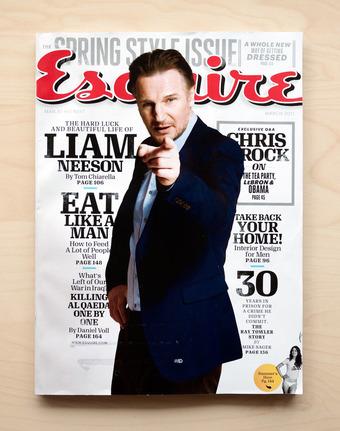 <cite>Esquire</cite> and <cite>Condé Nast Traveler</cite>