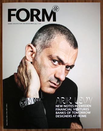 <cite>Form</cite> magazine No. 1