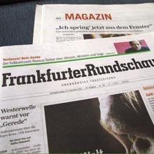 <cite>Frankfurter Rundschau</cite>