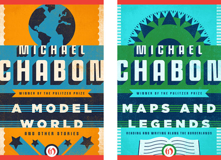 Michael Chabon E-Books for Open Road Media