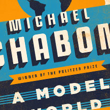 Michael Chabon E-Books for Open Road Media