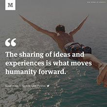 Medium.com (2012)
