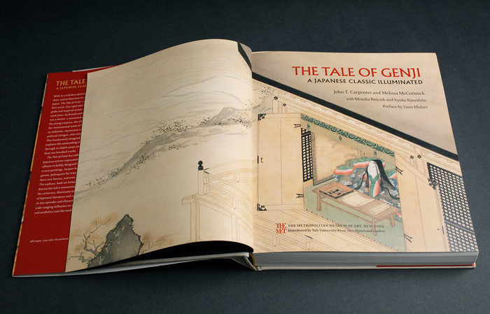 The Tale of Genji. A Japanese classic illuminated 2
