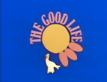 <cite>The Good Life</cite> (1975) opening titles