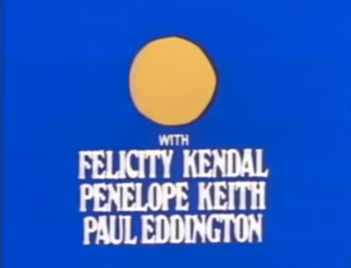The Good Life (1975) opening titles 7