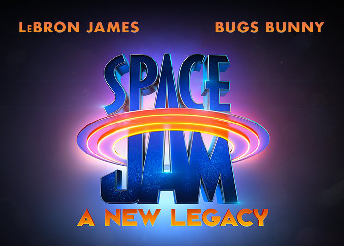 Space Jam: A New Legacy logo