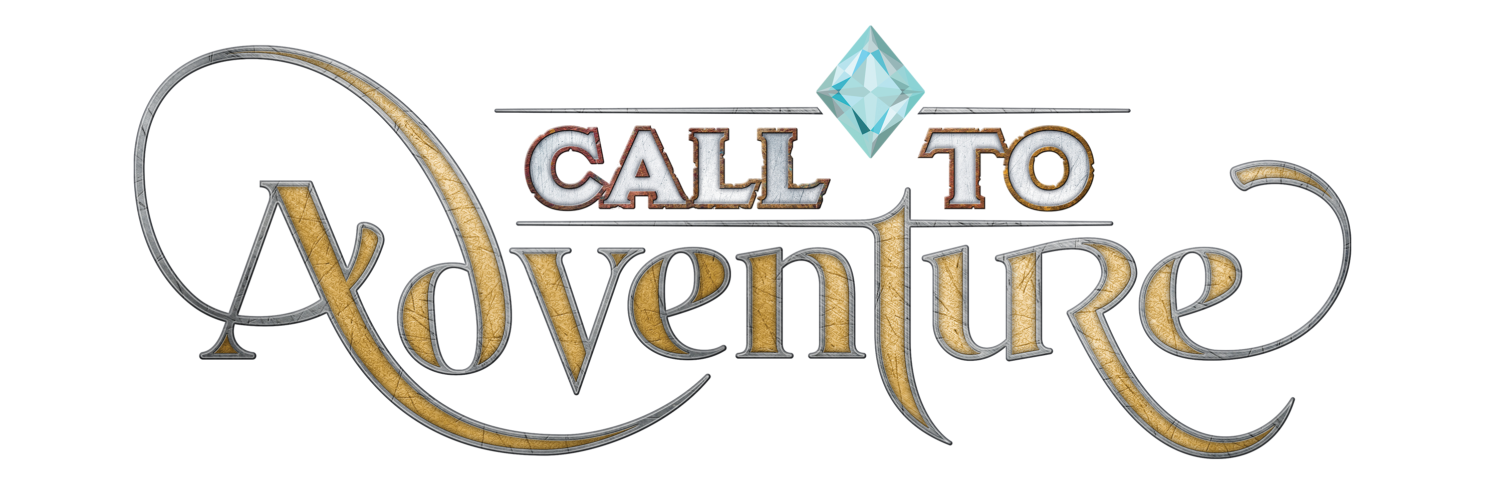 Call to Adventure board game - Fonts In Use