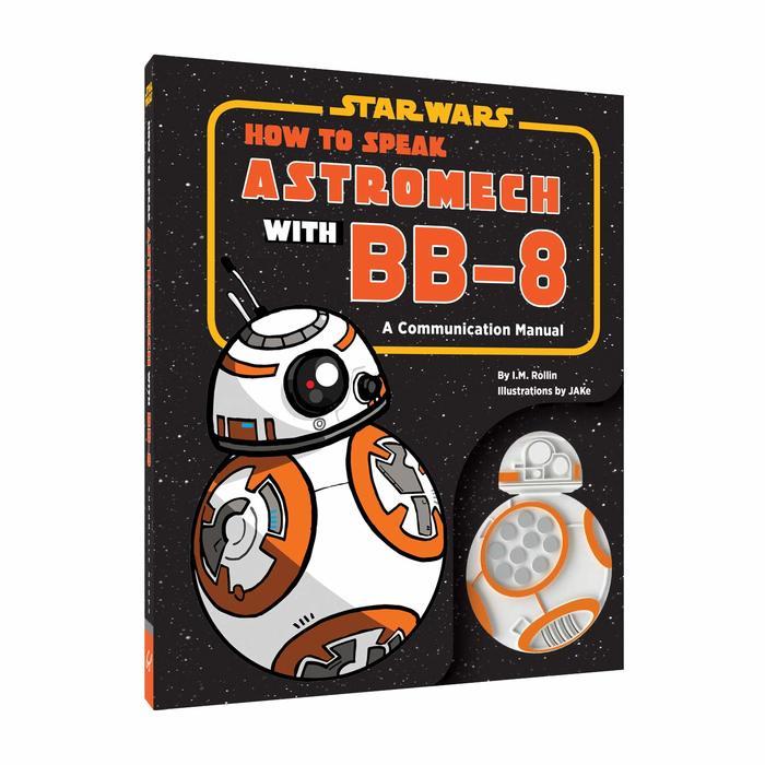 Star Wars How to Speak… books 3
