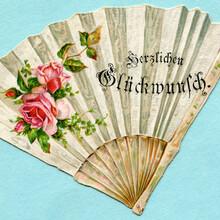 """""""Herzlichen Glückwunsch"""" greeting card"""