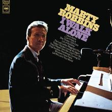 Marty Robbins – <cite>I Walk Alone</cite> album art