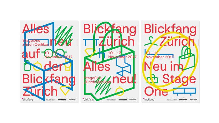 Blickfang Zürich 1