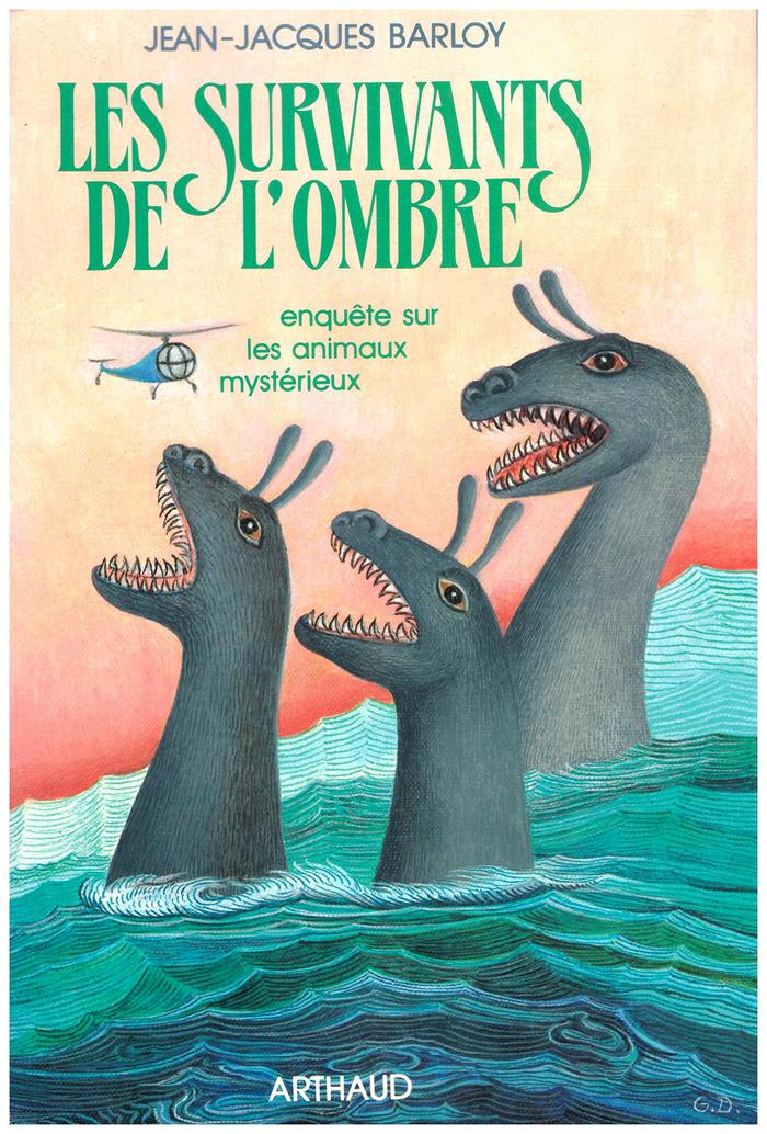 Les Survivants De L'Ombre by Jean-Jacques Barloy