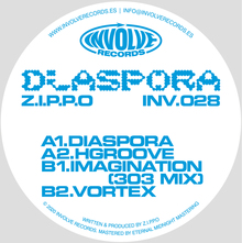 Z.I.P.P.O – <cite>Diaspora</cite> EP