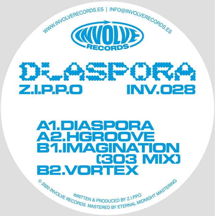 Z.I.P.P.O – Diaspora EP 1