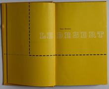 <cite>Le désert des tartares</cite> by Dino Buzzati (Le Club Français du Livre)