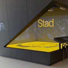 <cite>Stad</cite> exhibition, Forum Groningen