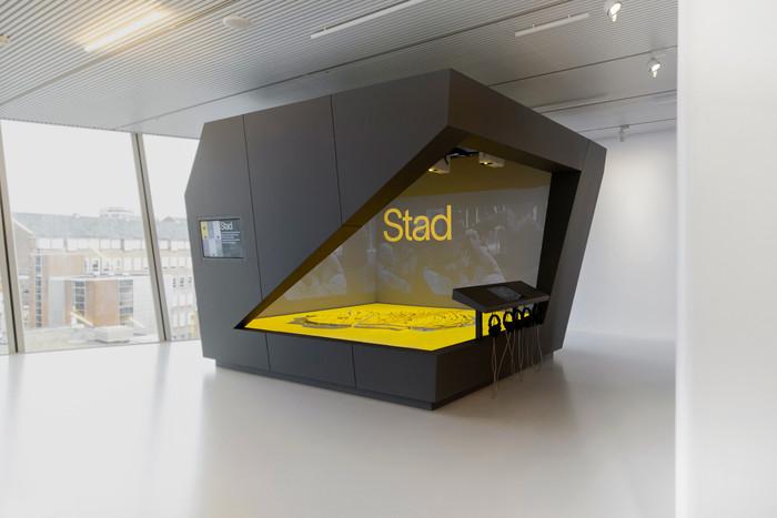 Stad exhibition, Forum Groningen 1