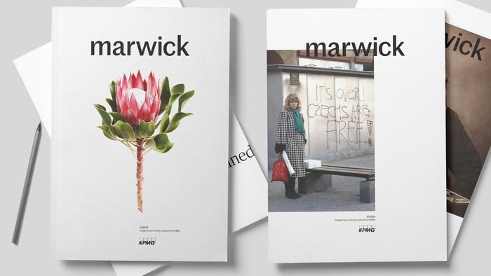 Marwick magazine 1