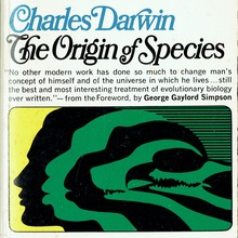 Charles Darwin – <cite>The Origin of Species </cite>(Collier Books)