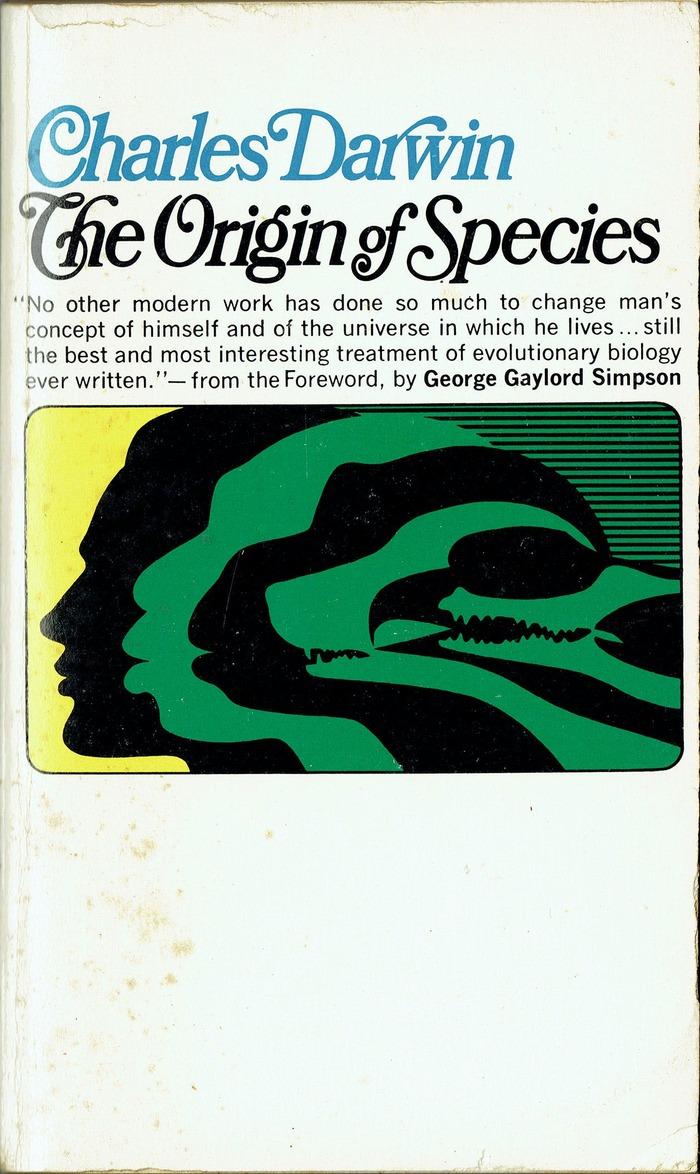 Charles Darwin – The Origin of Species (Collier Books) 1