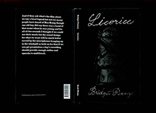 <cite>Licorice</cite> by Bridget Penney