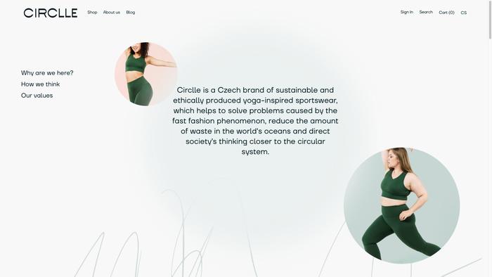Circlle activewear 7