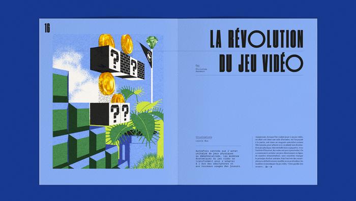 Yellow Vision magazine, Vol.3 3