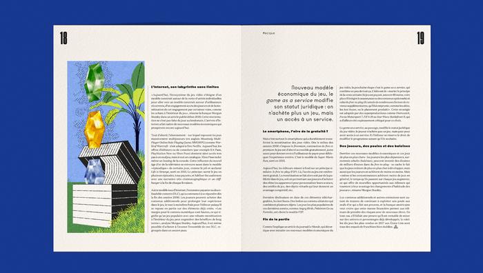 Yellow Vision magazine, Vol.3 4