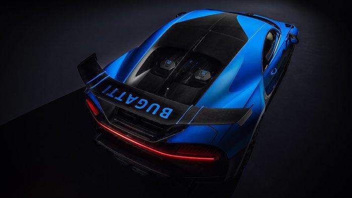 Bugatti Chiron Pur Sport 1