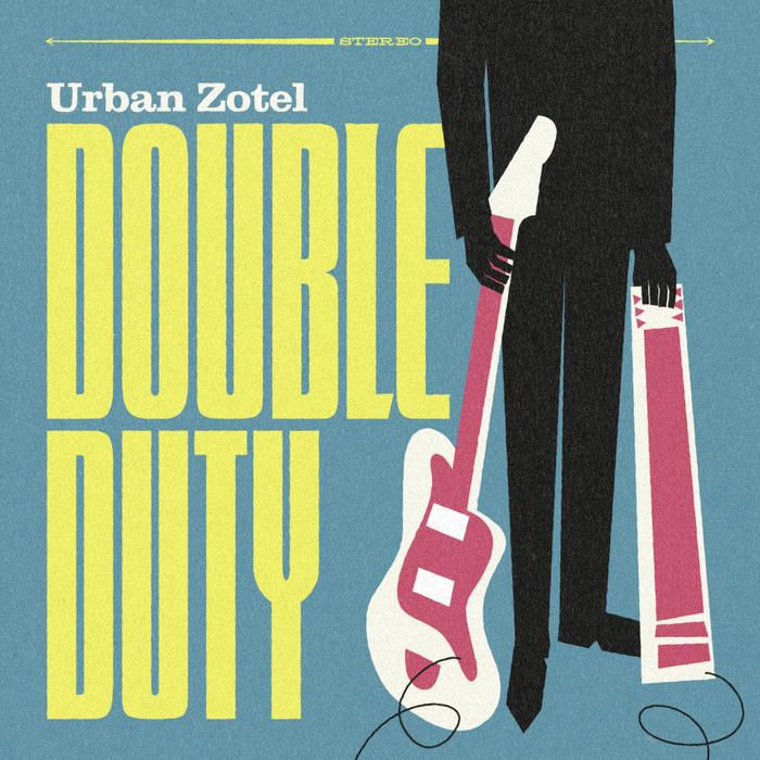 """Urban Zotel """"Double Duty"""" single"""