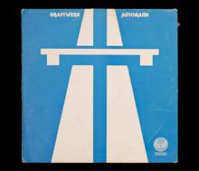 Kraftwerk – <cite>Autobahn</cite> album art, Vertigo