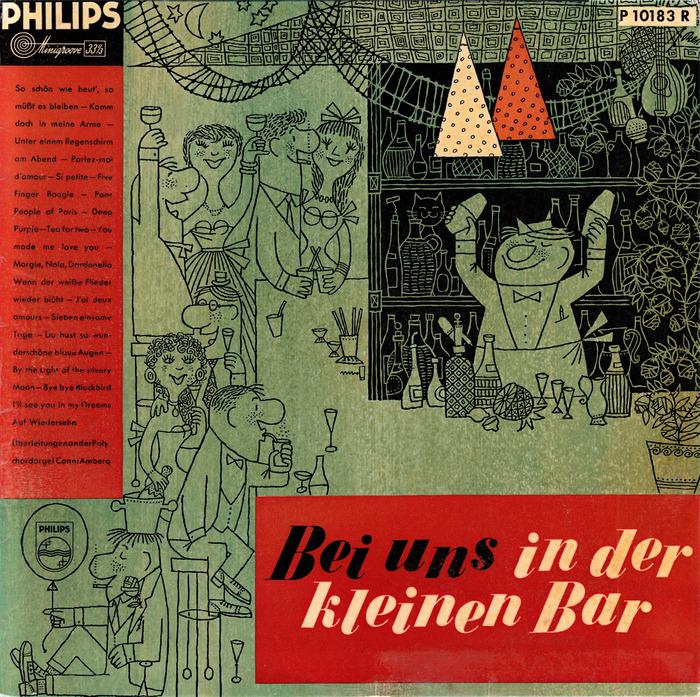 Bei uns in der kleinen Bar album art 1