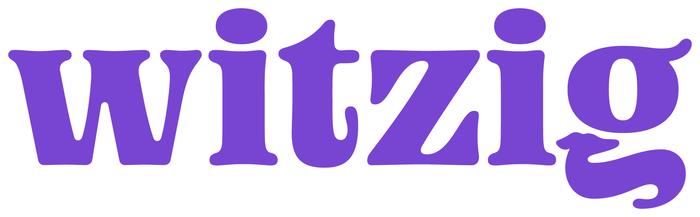 Witzig logo and website 2