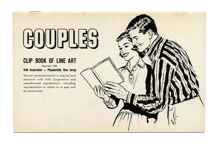"""""""Couples"""" (No. 304), again with ."""