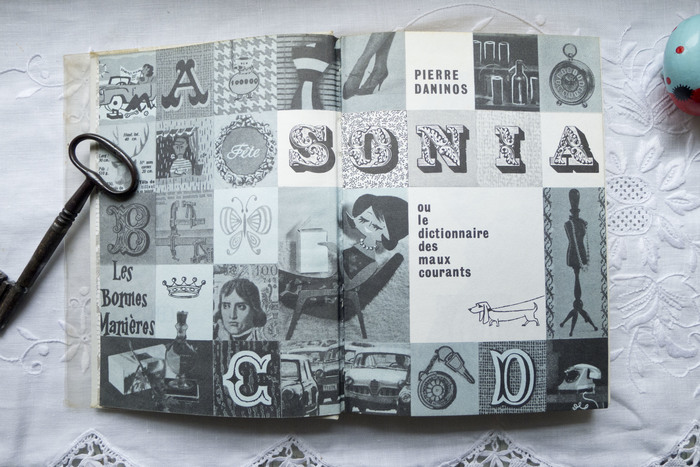 Sonia by Pierre Daninos, 1965, ft.  and .