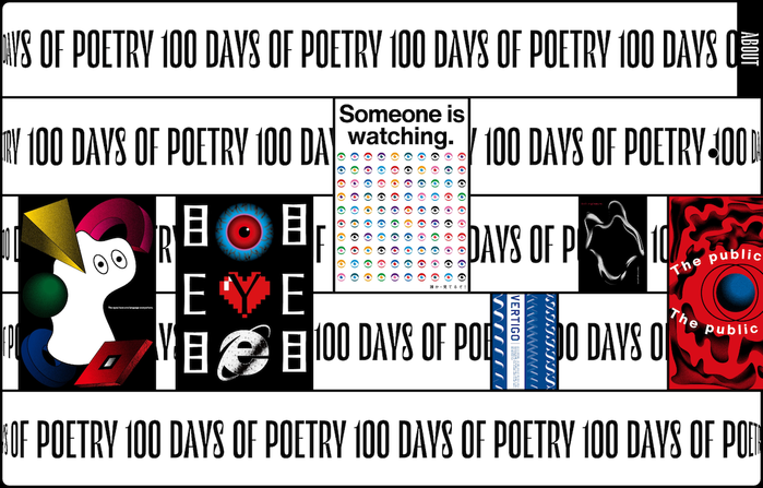 100 Days of Poetry 1