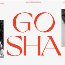 Gosha Khidzhakadze personal website